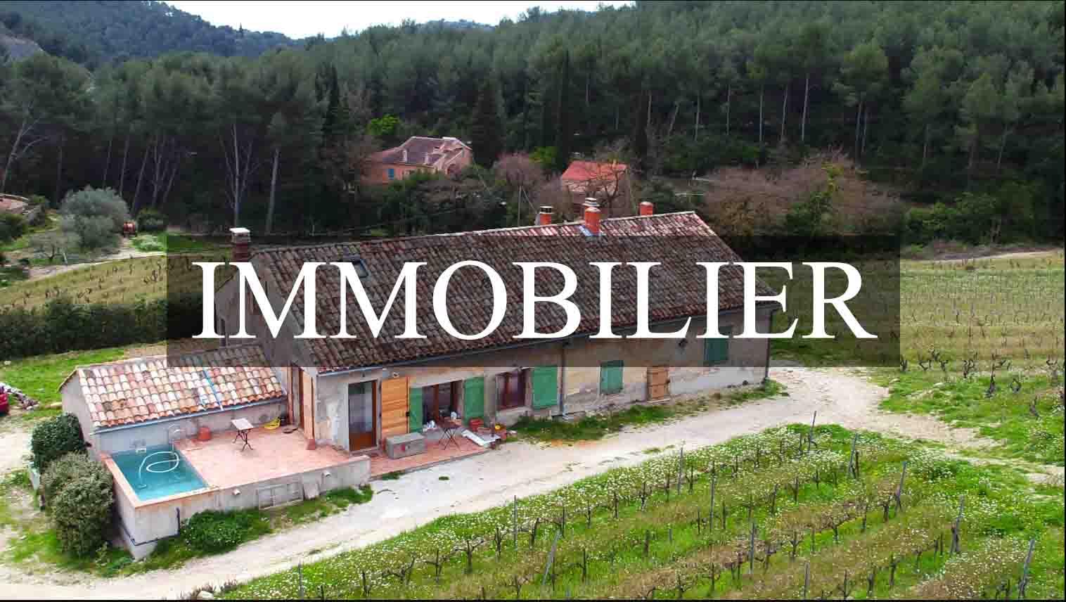 vues aériennes en drone immobilier